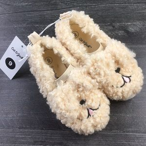 Cat & Jack Valtina Slip-On Puppy Sneakers